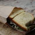 Garden Deli Cafe sandwich